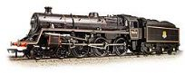 Bachmann 31-117DC Standard Class 4MT 4-6-0 75074 BR Black Early Crest